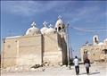 جبل الطير - المنيا تصوير ابراهيم عزت