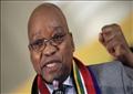 رئيس جنوب إفريقيا، جاكوب زوما