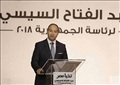 محمد بهاء أبو شقة المتحدث باسم حملة الرئيس عبد الفتاح السيسي