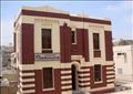 مبنى عميد كلية السياحة والفنادق بجامعة المنصورة