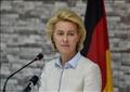 وزيرة الدفاع الألمانية أورزولا فون