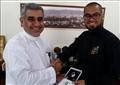 محمد سلام مدير قنوات اقرأ مع أحمد فؤاد رئيس قناة أسترو الماليزية