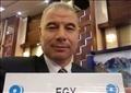 محمود محجوب رئيس الاتحاد المصري لرفع الأثقال