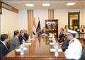 وزير الداخلية خلال اجتماعه بقيادات أمن الإسكندرية