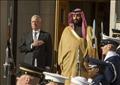 ولي العهد السعودي الأمير محمد بن سلمان ووزير الدفاع الأمريكي جيمس ماتيس