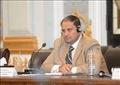 النائب رزق جالى نصر الله  وكيل لجنة الشئون الإفريقية بمجلس