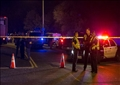 الشرطة الأمريكية في محيط الحادث