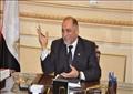 عبد الهادي القصبي رئيس لجنة التضامن بمجلس النواب
