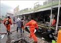 أثار انفجار في متجر بتايلاند - أرشيفية
