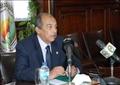 عز الدين أبو ستيت وزير الزراعة