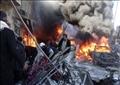 قصف جوي روسي- أرشيفية