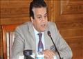 خالد عبد الغفار - وزير التعليم العالي