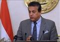 خالد عبدالغفار، وزير التعليم العالي والبحث العلمي