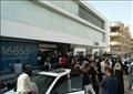 تكدس المواطنين أمام فروع «تسهيل» لإجراء بصمة العمرة