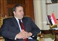عمر أبو العيش سفير مصر في الجزائر