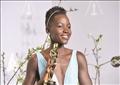 الممثلة الكينية لوبيتا نيونغو