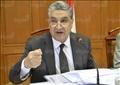 وزير الكهرباء والطاقة المتجددة محمد شاكر ارشيفية