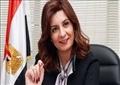 السفيرة نبيلة مكرم وزيرة الدولة للهجرة وشئون المصريين بالخارج-