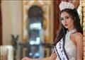ملكة الجمال «سلوى عكر» ممثلة لبنان في مسابقة ملكة جمال الأرض