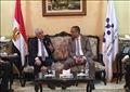 محافظ سوهاج يستقبل وزير التربية والتعليم