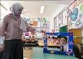 الدراسة بمدينة العريش - سيناء  تصوير - مصطفى سنجر
