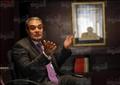 أحمد بدير، المدير العام لمؤسسة دار الشروق  تصوير- صبري خالد