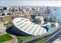 مكتبة الإسكندرية - أرشيفية