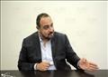 احمد شمس رئيس قطاع البحوث -تصوير احمد عبد الجواد
