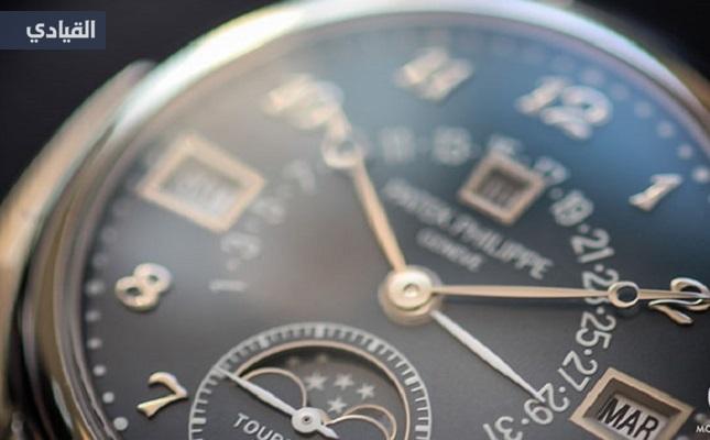 8a6ce37084ac0 صور  بيع أغلى ساعة في العالم من نوع باتيك فيليب.. لن تتخيل سعرها ...