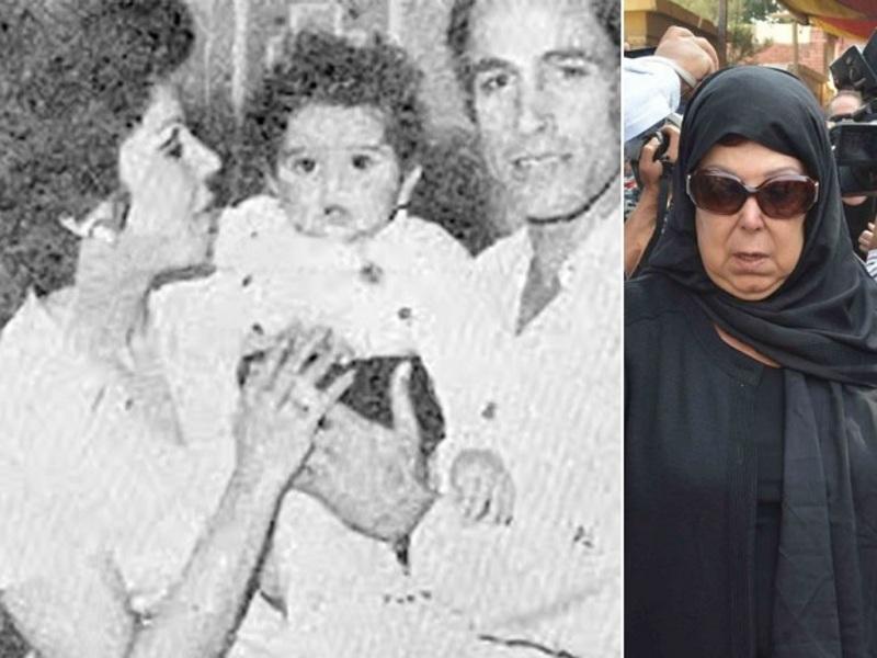 صور وفيديو انهيار رجاء الجداوي في وداع زوجها حسن مختار بوابة الشروق نسخة الموبايل