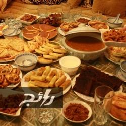 صور أطباق شهية لا تخلو منها مائدة إفطار رمضان في المغرب!