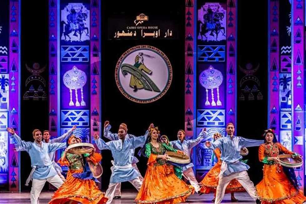 «الغربية للفنون الشعبية» تمثل مصر فى مهرجان الشيخ زايد التراثى بالإمارات