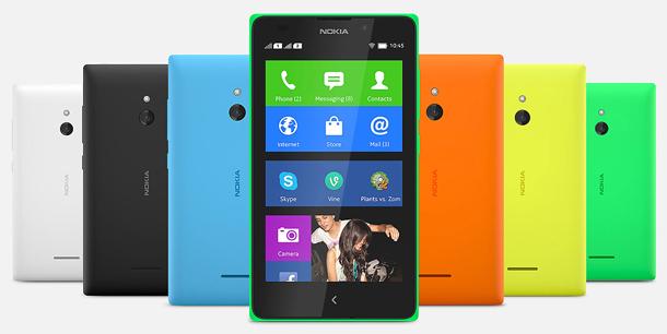 نوكيا تطلق ثلاثة أجهزة هاتف ذكية جديدة بنظام أندرويد