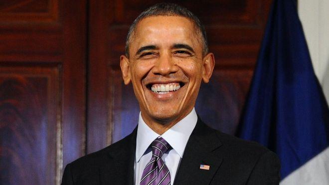 """نشر الرئيس الأمريكي باراك أوباما عددا من قوائم الأغنيات التي استمع إليها عبر """"سبوتيفاي"""""""