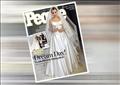 فستان زفاف أنجلينا جولي