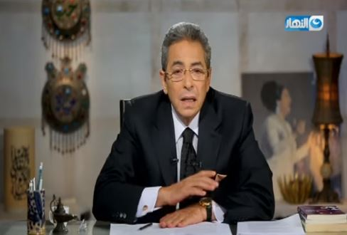 الإعلامي محمود سعد