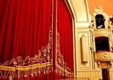 المسرح القومي - ارشيفية
