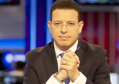 الإعلامي عمرو عبد الحميد