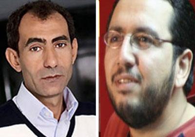 حسين عبد الغني، ويسري فودة، وبلال فضل، من المتحدثين في المؤتمر عن مجموعة المؤسسين