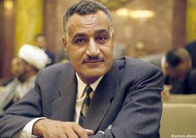 جمال عبد الناصر - ارشيفية