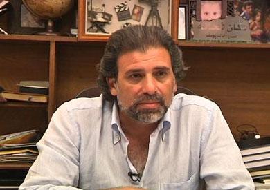 المخرج السينمائي خالد يوسف