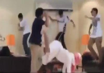 """سعوديون يتفاعلون مع ظاهرة """"هارلم شيك"""" على يوتيوب"""