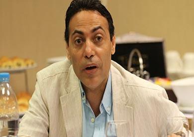 الإعلامى محمد الغيطي