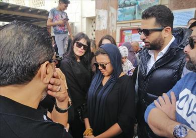 جنازة احمد زكي