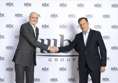 مارك أنطوان داليوين رئيسا تنفيذيا لمجموعة «MBC»
