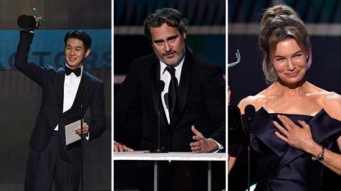 جوائز نقابة ممثلي الشاشة