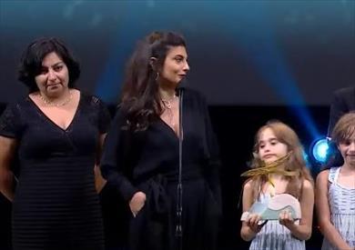 جائزة النجمة الخضراء.. تتويج ثان لفيلم كوستا برافا بمهرجان الجونة