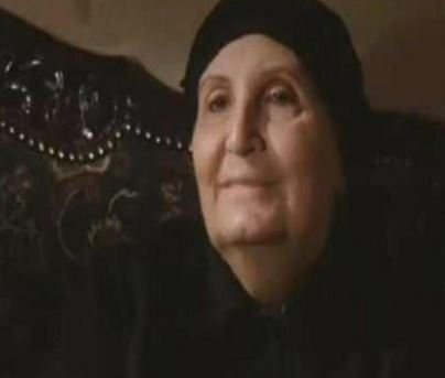 الفنانة الراحلة نادية رفيق