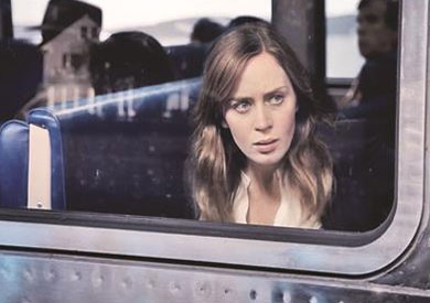 الفتاة فى القطار