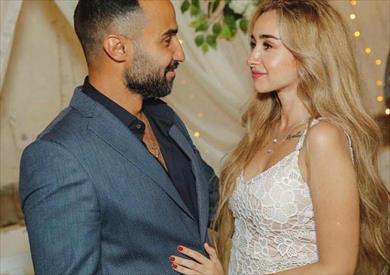 أحمد فهمي وهنا الزاهد